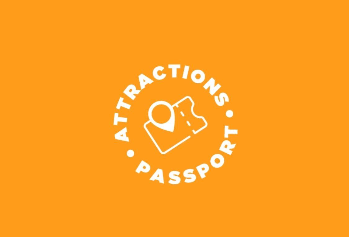 Logo attractions passport