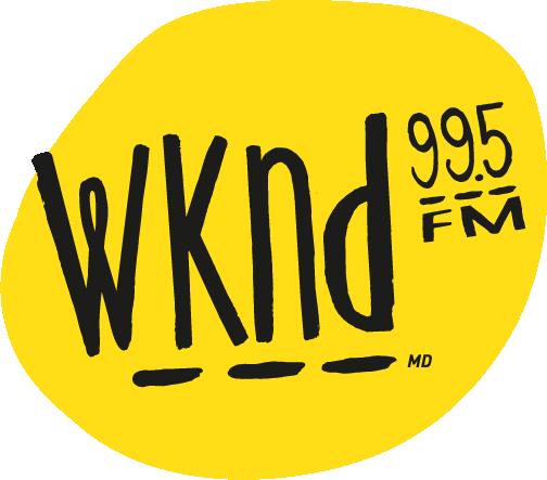 Logo wknd 99.5 fm